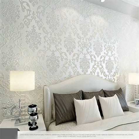 wallpaper design nz best 10m many colors luxury embossed textured wallpaper