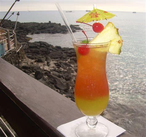 martini hawaiian cheers from huggo s 187 huggos fine dining big island