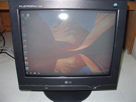 Monitor Lg Flatron Ez T530s monitor lg flatron ez t730sh 17 funcionando perfeitamente r 75 00 em mercado livre