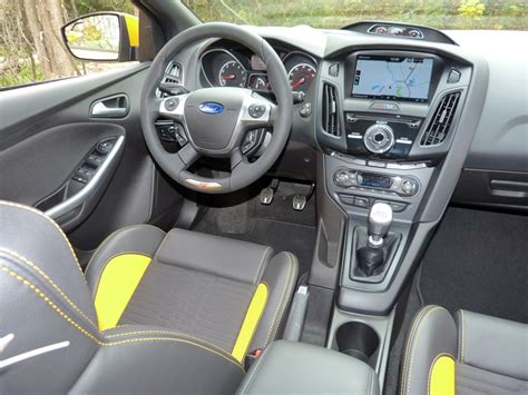 best auto repair manual 2012 ford focus instrument cluster focus st instrument panel picture courtesy michael karesh the truth about cars