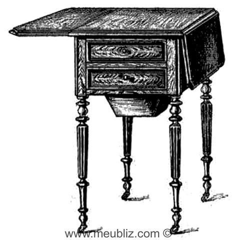 La Table De Nuit by D 233 Finition D Une Table De Nuit Ou De Chevet