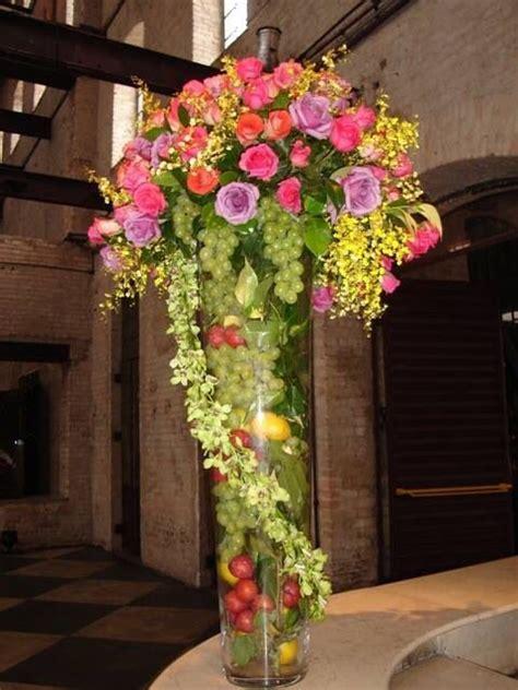 the amazing flower arrangements were created by florist in the amazing flower and fruit arrangement beautiful flowers