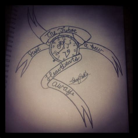 pierce the veil tattoo the veil design by forevernotsinking99 on