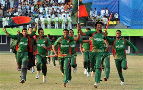Gamis Bangladesh brief history of cricket at the asian