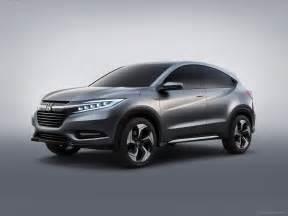 Suv Concept Honda Suv Concept 2014 Car Picture 01 Of 20