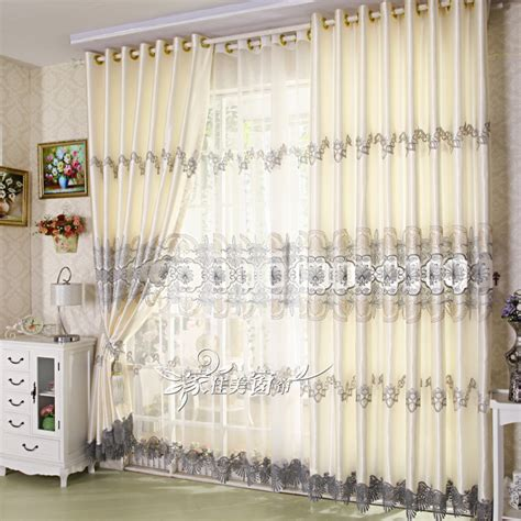elegant living room curtains quality elegant living room embroidered curtains free