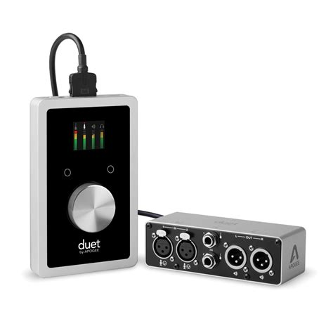 A Duet by Duet Mac Ios 2 In 4 Out Usb Audio Interface Tom