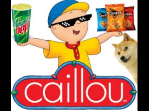mlg calliou discovers cancer