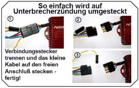 Motorrad Batterie Unterbrecher by Elektronische Z 252 Ndung F 252 R Oldtimer Die Technik