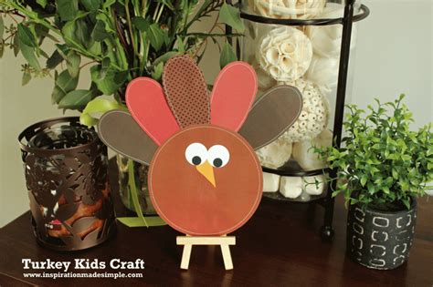 free thanksgiving craft ideas for thanksgiving turkey craft with free printables