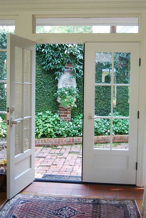 doors images  pinterest french doors french