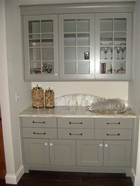 grey painted kitchen cabinets gray cabinets krista kitchen pinterest