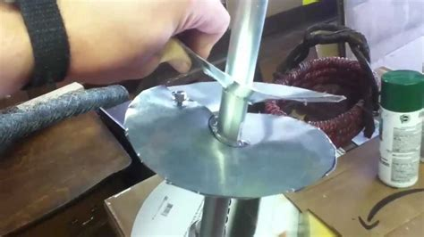 make home home made auger p1 youtube