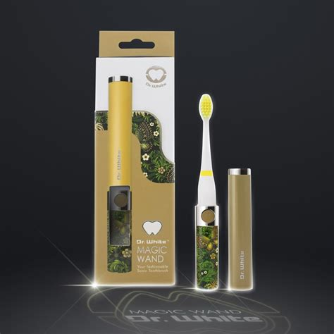 Serum Gold Drw magic wand sonic toothbrush chagne gold miracles