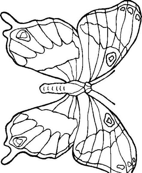 disegni da colorare di fiori e farfalle farfalle da colorare disegni gratis