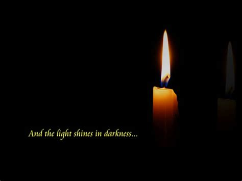 The Light Shines In The Darkness by A Light Shines In The Darkness Zion Lutheran Church