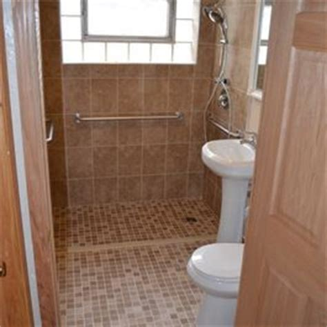 small wet bathroom designs small ada quot wet room quot bathroom design ideas pictures remodel and decor page 18