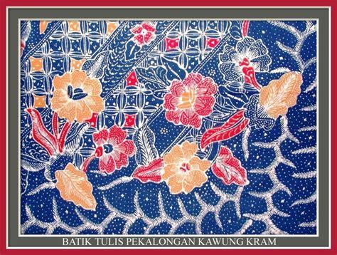 Batik Batik Pekalongan 5 batik tulis pekalongan kawung kram batik woven fabrics for custom