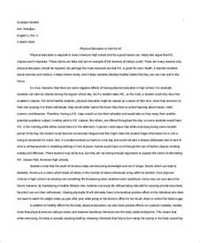 Exle Of Persuasive Essays by Essay Exle 9 Sles In Word Pdf