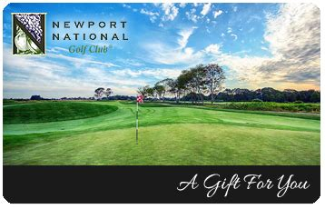 Nationals Gift Card - gift cards newport national golf club