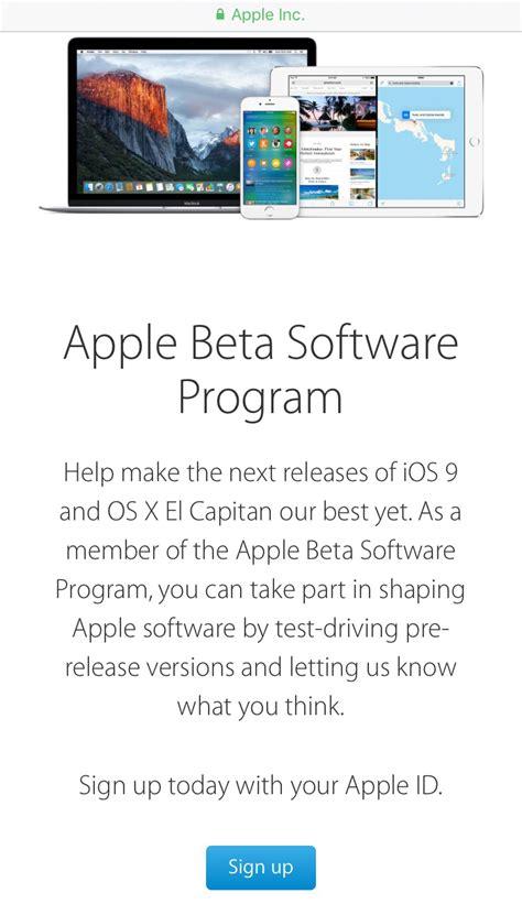 apple beta jak zainstalować ios beta beta ios 9 3 3 na iphonie lub