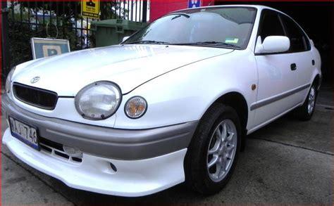 1999 toyota corolla ae112r levin seca