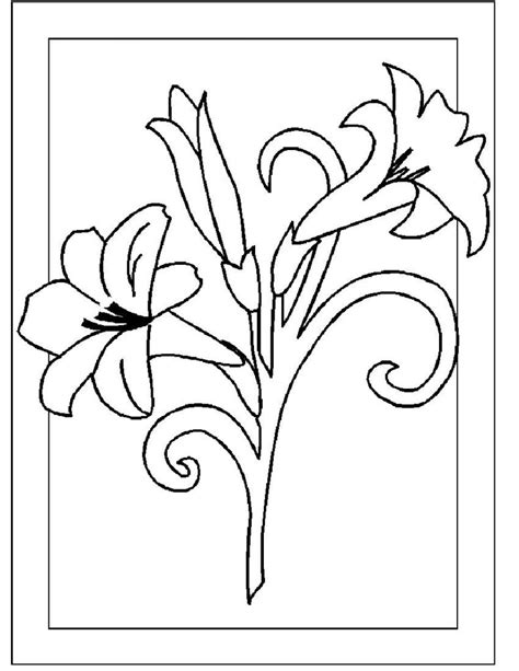 coloring pages of flowers that you can print coloring pages flower coloring pages part hello