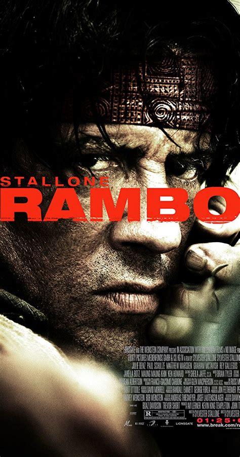 film rambo 2008 rambo 2008 imdb