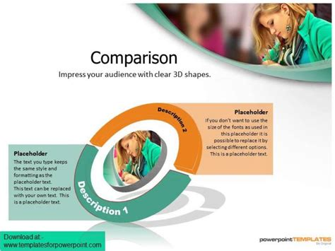 Powerpoint Study Template by Report Template Powerpoint Presentation Study
