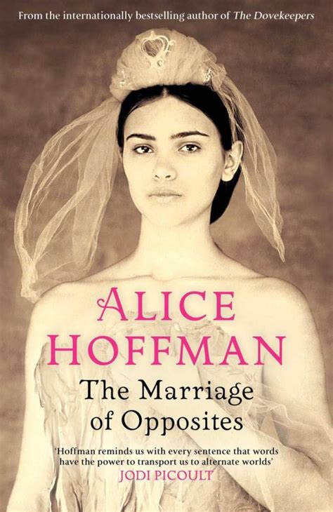 the marriage of opposites by alice hoffman review