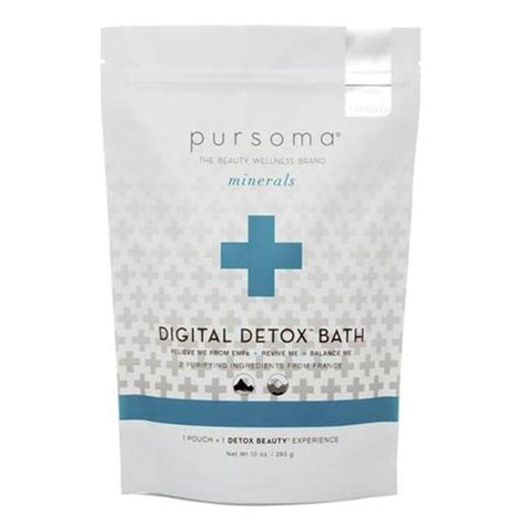 Detox Bath And Pregnancy by Bain De Pied Recovery Foot Bath From Pursoma The Detox