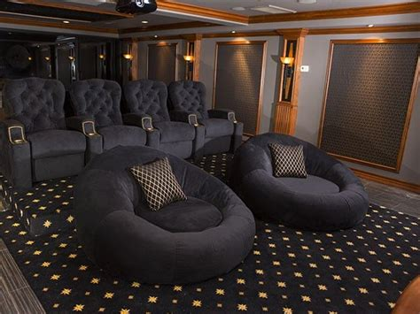 25 best ideas about theater rooms on