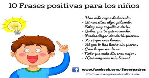 frases con doble sentido para ni 241 os con tgd y otras frases positivas para los ninos 10 frases positivas para