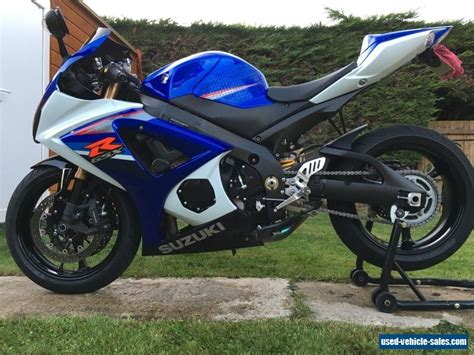Suzuki Gsxr 1000 K7 2007 Suzuki Gsxr For Sale In The United Kingdom