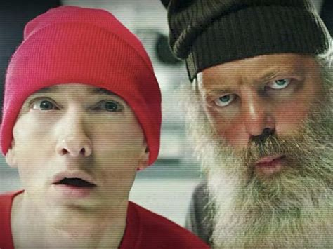 eminem meaning eminem explains concept behind quot walk on water quot featuring