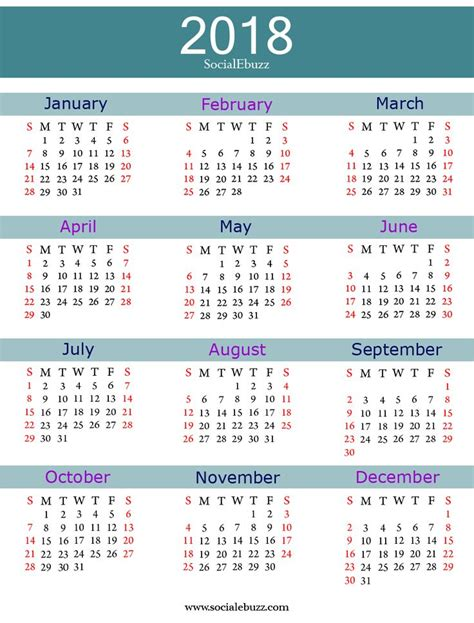 Lounge72 Pdf Calendars by 23 Best 2018 Calendar Images On Calendar