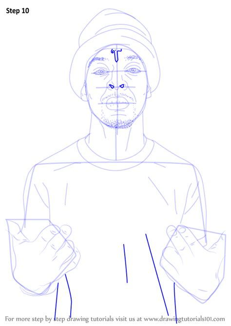 Drawing 21 Savage by Learn How To Draw 21 Savage Rappers Step By Step