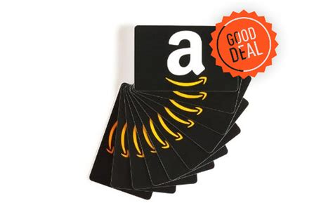 Amazon Gift Card Deal - good deal 10 amazon gift card for 5 through amazonlocal the verge