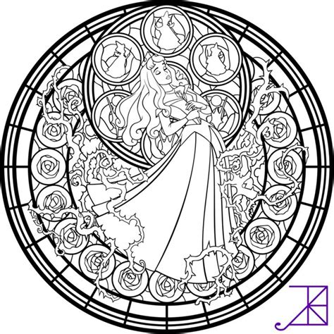 kingdom hearts coloring pages stained glass kingdom hearts stained glass coloring pages coloring pages