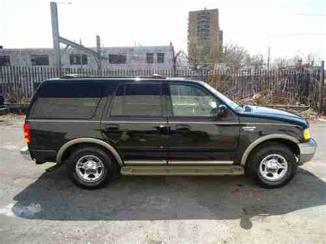 2001 ford expedition eddie bauer find used 2001 ford expedition eddie bauer 4 dr 5 4l 3rd