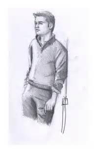 dibujos para varones estudio hombre de pie flickr photo sharing