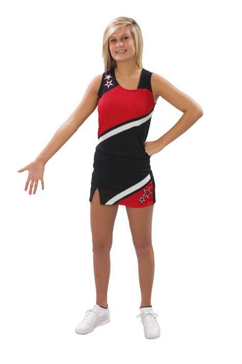 top cheer cheerleading pakje rok top 4dancing