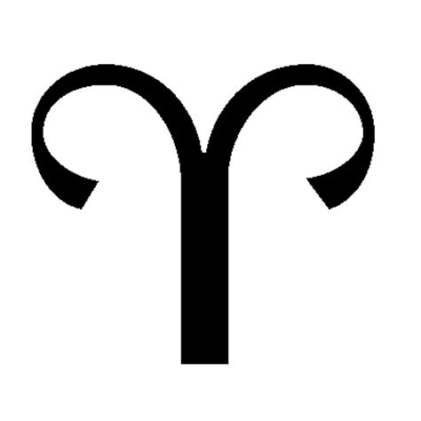 aries zodiac sign symbol its meaning and origin
