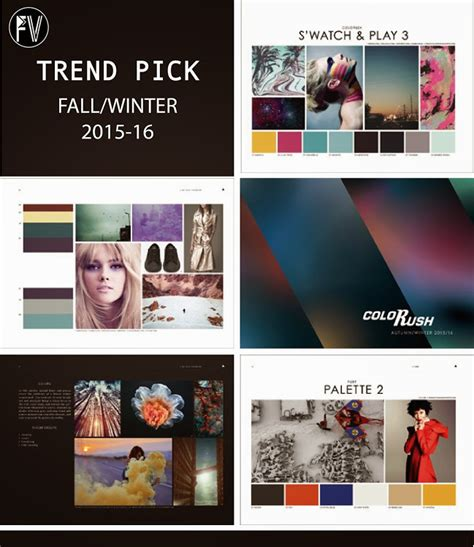 Home Decor Trends Autumn Winter 2015 by Color Trend Aw 2015 2016 On Pinterest Trend Council
