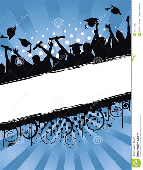 Mba Graduation Picturesbackground by Graduation Celebration Grunge Royalty Free Stock Photo