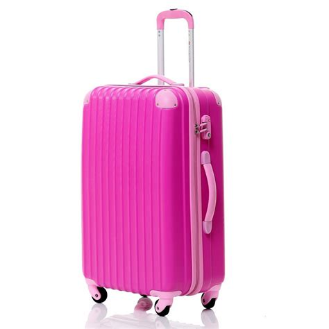 Cheap Cabin Suitcases Uk by Travelhouse Shell Suitcase Uk Review Luggage News