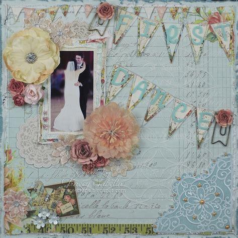 scrapbook flowers tutorial 261 best wedding scrapbooking layouts images on pinterest