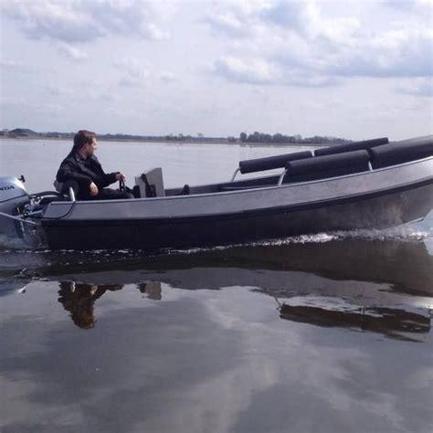 aluminium boot huren botentehuur nl boek nu online uw boot