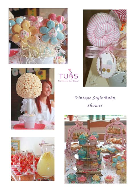 Vintage Baby Shower Theme by Baby Shower Vintage Theme Baby Showers