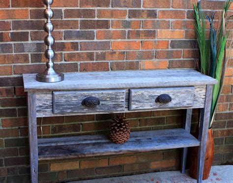 wood entry table rustic entryway table decor home design rustic